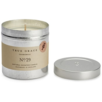 True Grace duftlys - Camomile Tin Candle