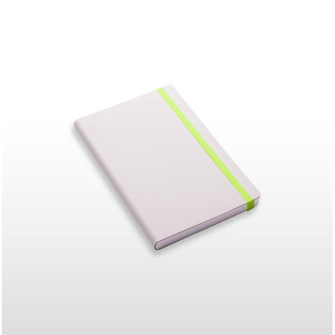 Nuuna Skin M WHITE Notebook