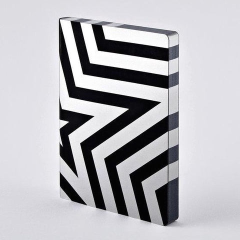 Nuuna Super Star Silver Notebook L