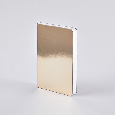 Nuuna Shiny Starlet Gold Notebook S