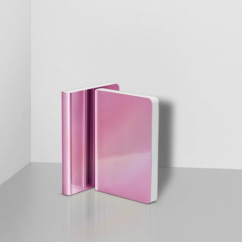 Nuuna Pink Pearl Notebook