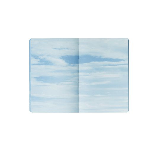 Nuuna Inspiration Clouds - Blue - Notebook