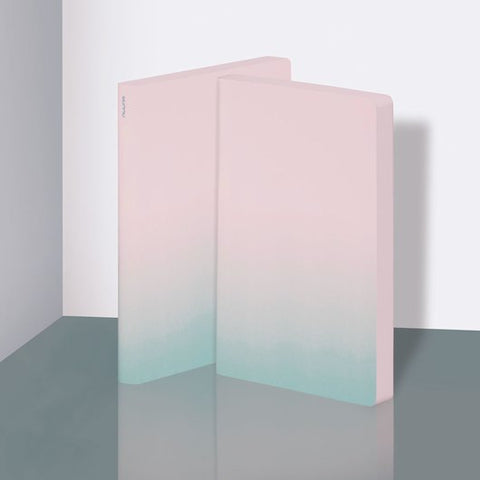 Nuuna Colour Clash L Light PINK HAZE Notebook