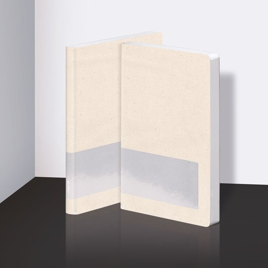 Nuuna Factory Light CANVAS Notebook