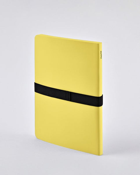 Nuuna Not White Light L YELLOW Notebook