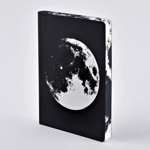Nuuna Graphic Moon Notebook L