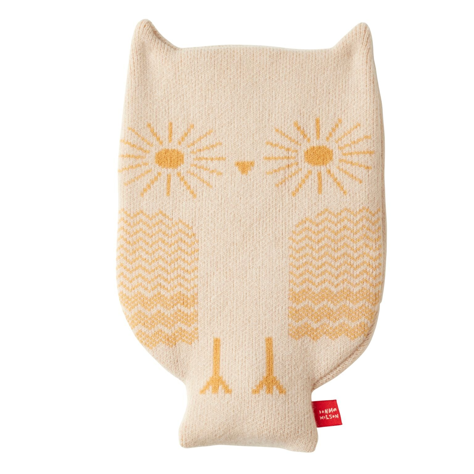 Donna Wilson Hot Water Bottle - Owl