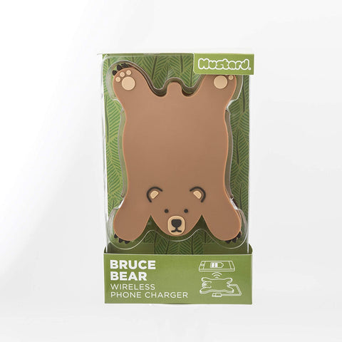 Bruce Bear Wireless Charger