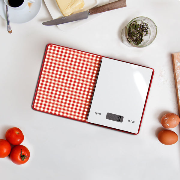 Cook Book Kitchen Scales
