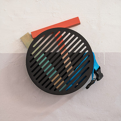 Swedish Ninja Diagonal Wall Basket