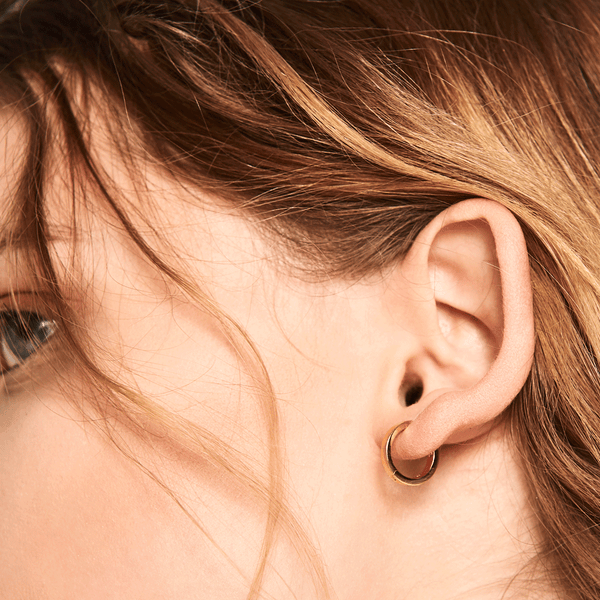 PD Paola Malai Gold Earrings