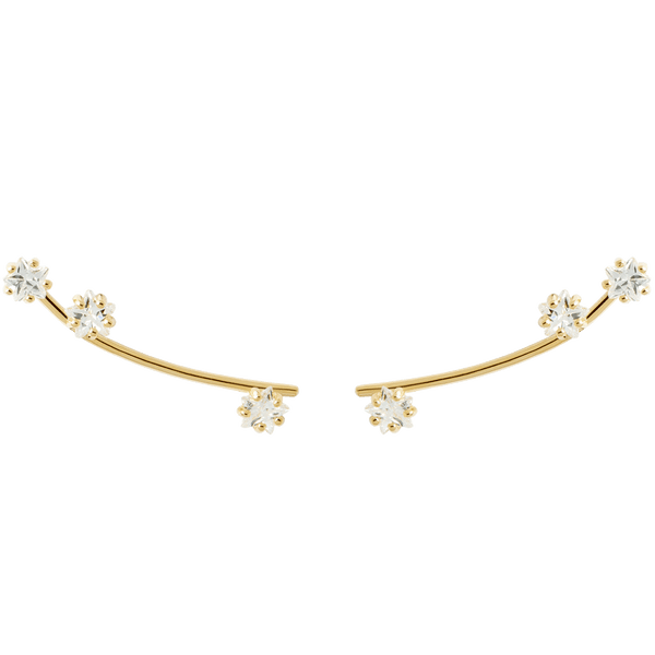 PD Paola Glow Gold Earrings