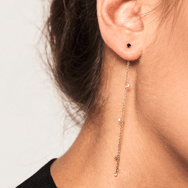 PD Paola Fierce Gold Earrings