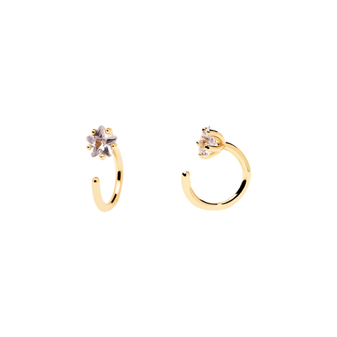 PD Paola - Astra Gold Earrings