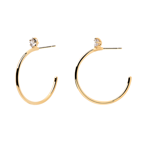 PD Paola - Sophie Gold Earrings