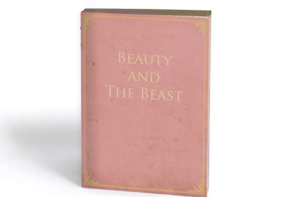 Slow Design Libri Muti - Beauty & The Beast