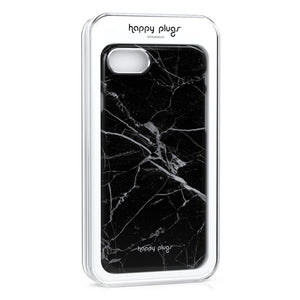 Happy Plugs Iphone 7/8 Slim Case - Black Marble