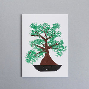 Scout Edition - Bonsai Mini Card Risoprint
