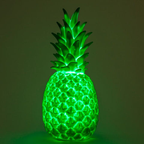 Pina Colada Ananas lampe / pineapple lamp - Green