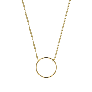 PD Paola - Turn Necklace Gold