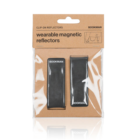 Bookman Clip-on Reflectors