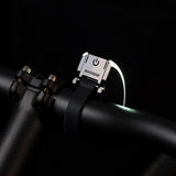 Bookman Curve Light 2Genopladelig cykellygte FOR / Rechargeable Bicycle Light FRONT