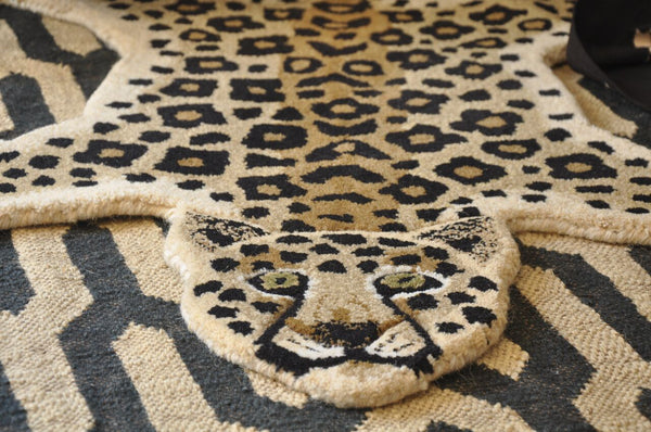 Tigertæppe / Tiger Carpet