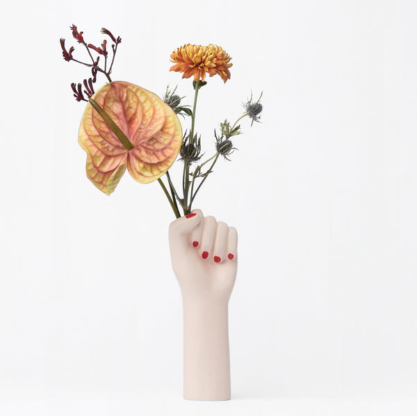 Girl Power Vase