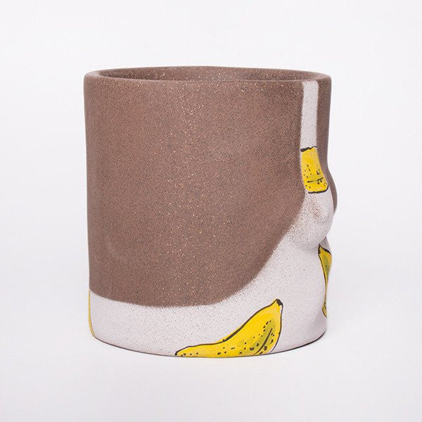 Group Partner - Dark Girl Banana Pot