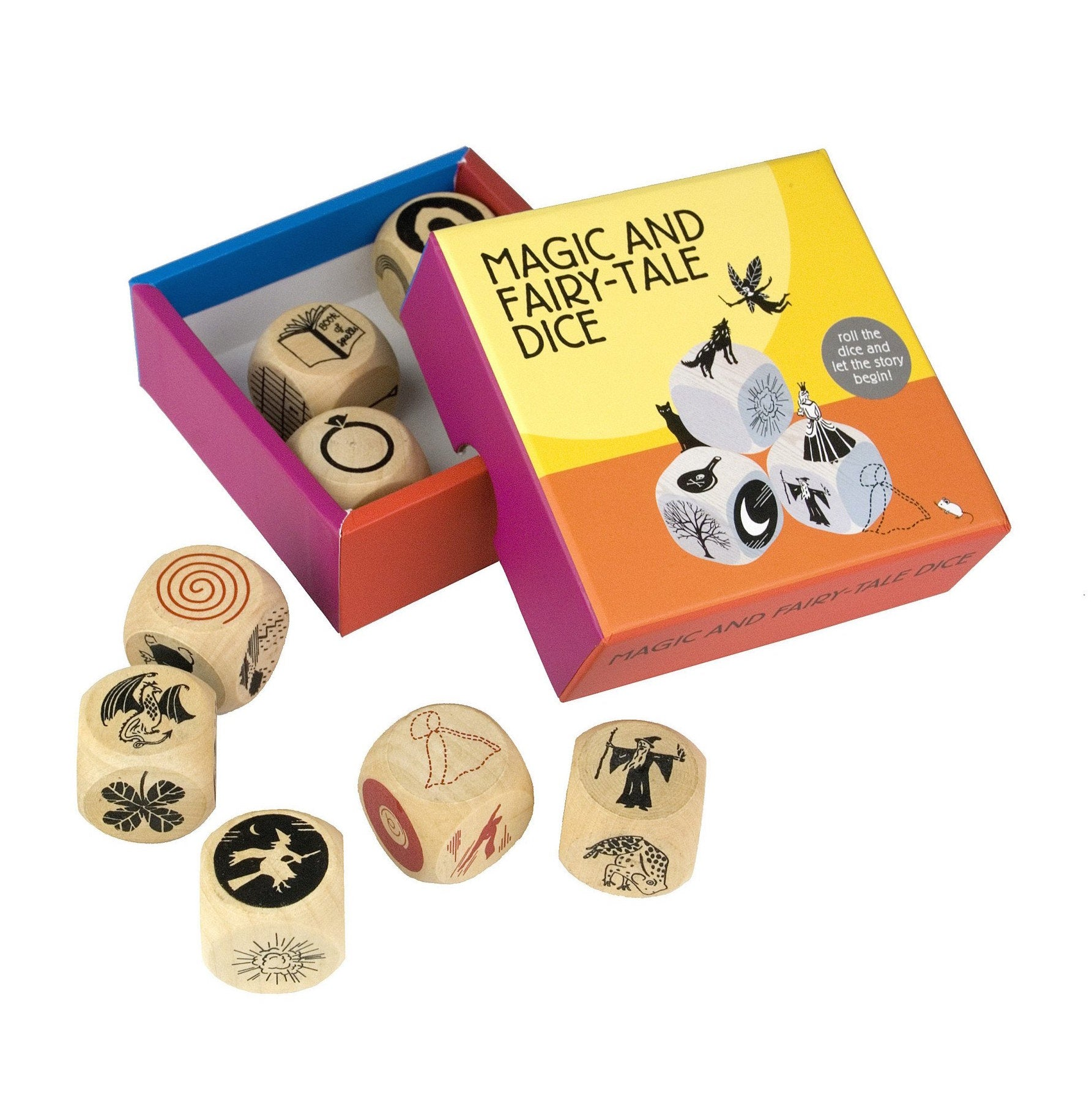 Magic and Fairytale Dice