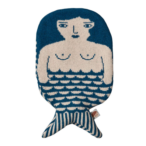 Donna Wilson Hot Water Bottle - Mermaid