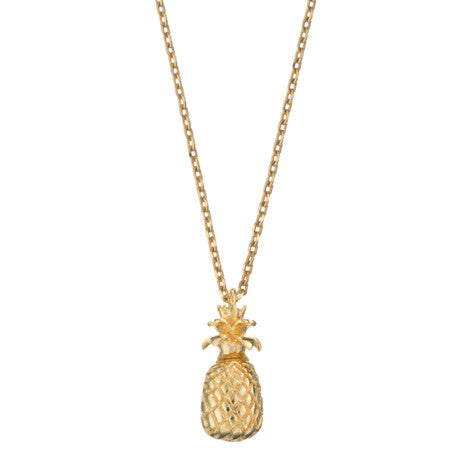 Estella Bartlett - Pineapple Necklace