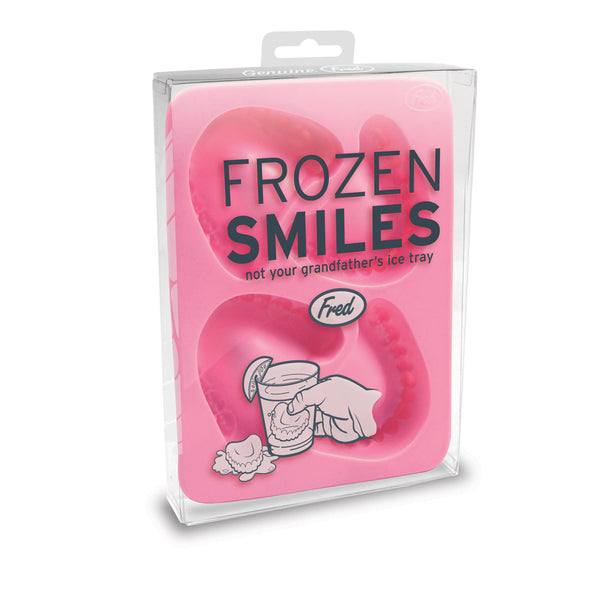 FRED Frozen Smiles Ice Tray