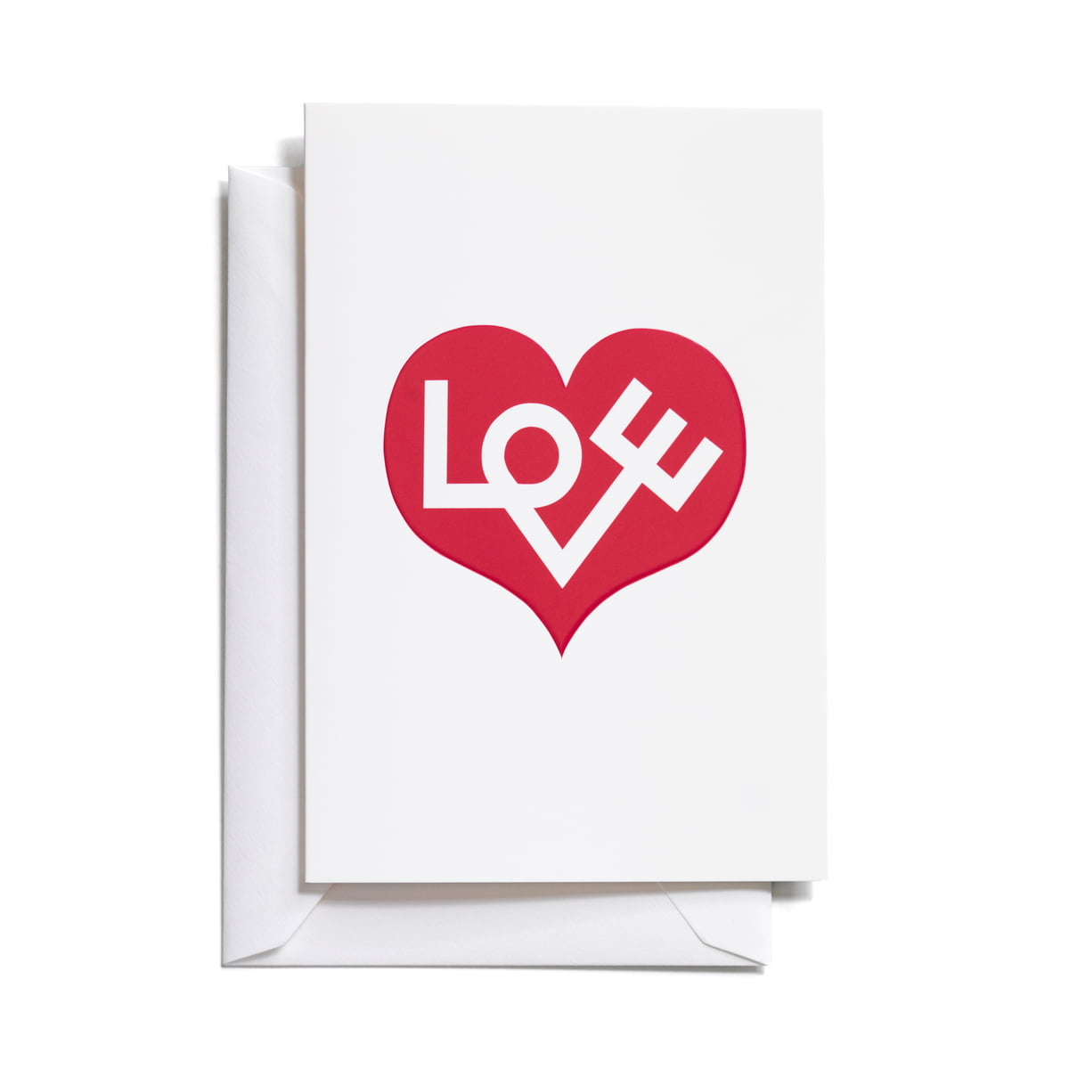 Vitra LOVE Greeting Card