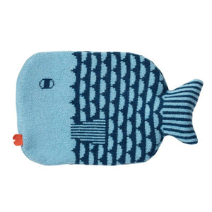 Donna Wilson Hot Water Bottle - Fish - udsolgt/sold out