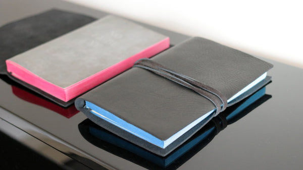 Slow Design Libri Muti Leather Notebook