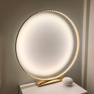 Le Deun Luminaires Circle Light - Gold