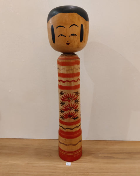 Japanese Vintage Kokeshi Dolls - Now available online