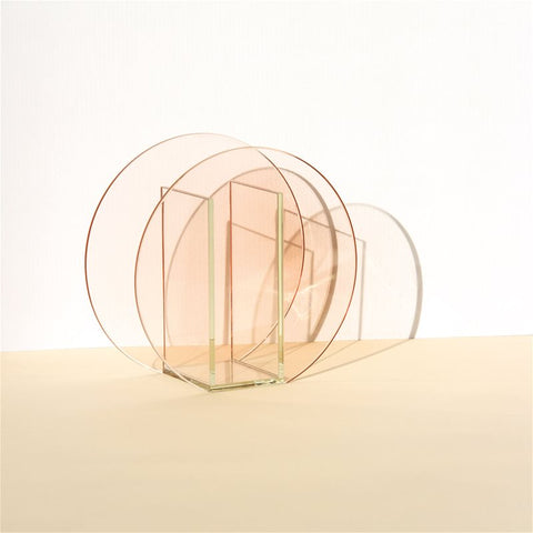 Circle Vase Pink - sold out- coming soon!