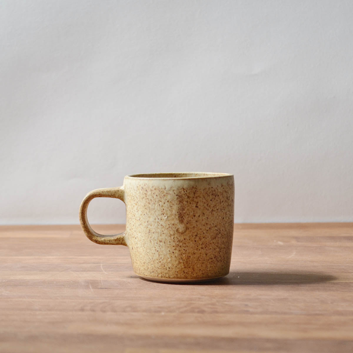 Julie Damhus Handmade Mug - Brown