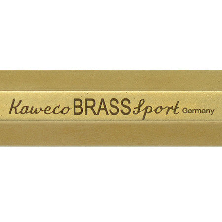 Kaweco BRASS Sport Ball Pen