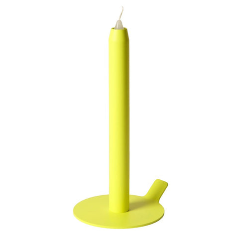LUNE Set Yellow + 6 Refill Candles
