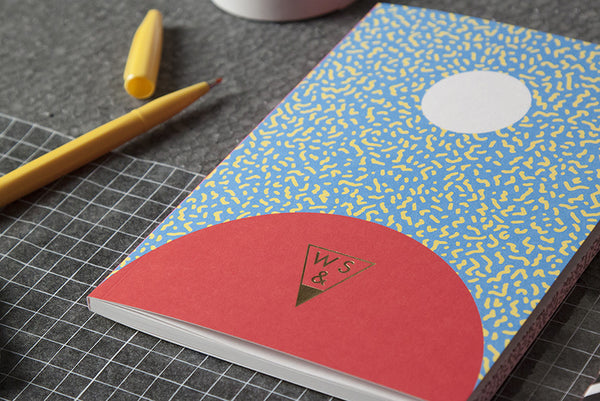 Write Sketch &  - Super Joy Notebook