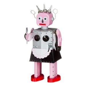 Tin Robot - Roxy, housekeeper