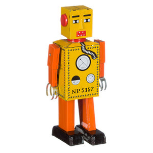 Tin Robot - Lilliput, big