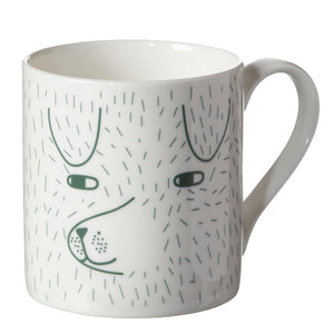 Donna Wilson Mug - Scamp the Dog