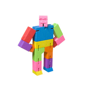 Areaware Cubebot - Small Multicolour