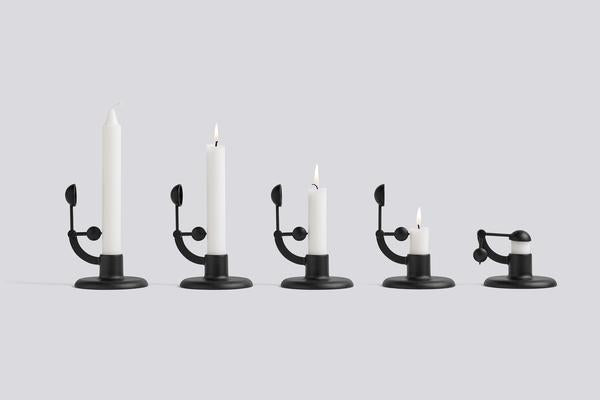 Moment Black Candlestick