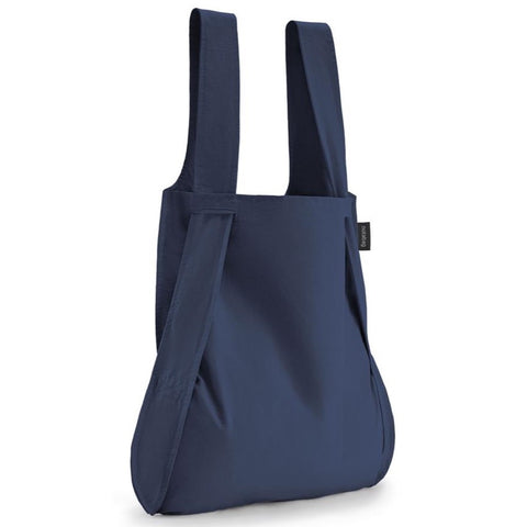 Notabag - Bag and Backpack - Navy Blue