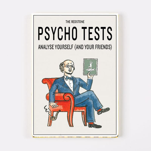The Redstone Press - Psycho Tests